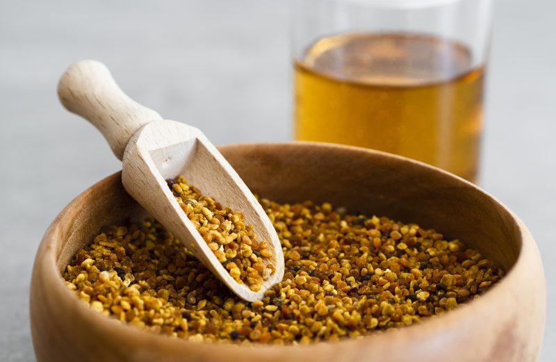 Pyłek pszczeli, pierzga zastosowanie i właściwości